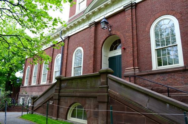 03  Harvard Hall Harvard University