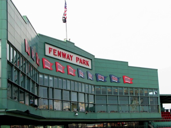 10  Fenway Park