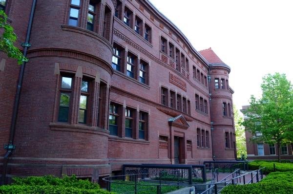 10  Sever Hall Harvard University
